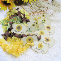 It's a Girl Sunflower Baby Shower Decorations Package Kit Bundle