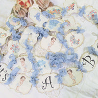 Baby Boy Shower Decorations Vintage Style - It's A Boy