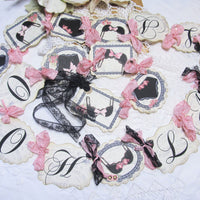 French Paris Lingerie Party Shower Decorations - Bras & Panties Ooh La La