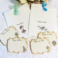 Baby Shower Games - Mom Advice Wishes for Baby - Choose Theme