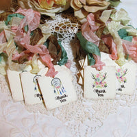 Bride to Be Boho Floral Shower Banner Garland Sign