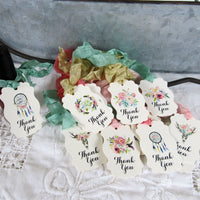 Boho Baby Shower Decorations Package - Gender Neutral Dreamcatcher Floral Antlers