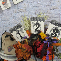 Halloween Baby Shower Centerpiece