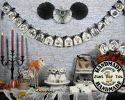 Halloween Gothic Wedding Decorations