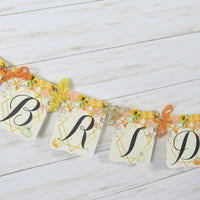 Sunflowers Pumpkins Bridal Shower Decorations Package Bride to Be Fall Wedding