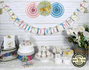 Carousel Horse Birthday or Baby Shower Decorations
