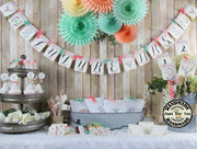 Boho Bridal Shower Decorations