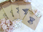 Corset Bridal Shower Gift Favor Bags