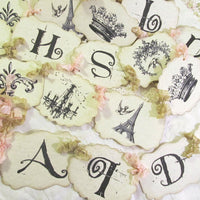 French Paris Bridal Shower Decorations & Favors - She Said Oui or Bonjour