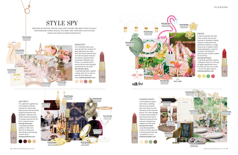 Mellow Cosmetics In the Press | NZ Weddings