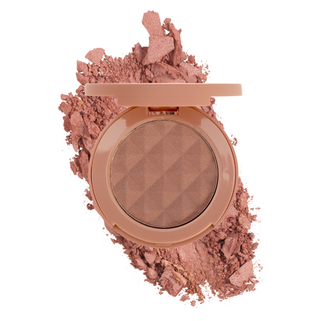 Peached As Powder Blush
