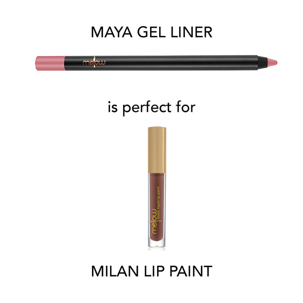 Gel Lip Pencil - Maya
