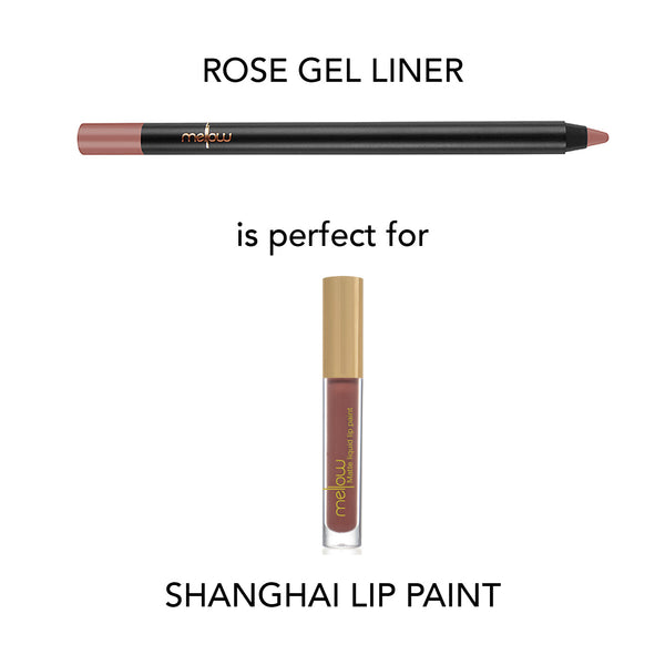 Liquid Lip Paint - Shanghai