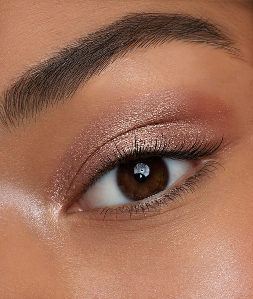 Glitter Chrome Eyeshadow - Champagne