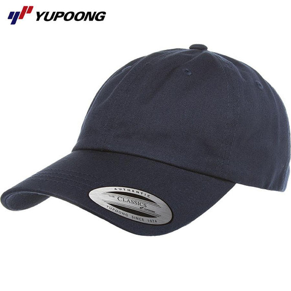 Yupoong 6245CM  Low Profile Cotton Twill Dad Hat