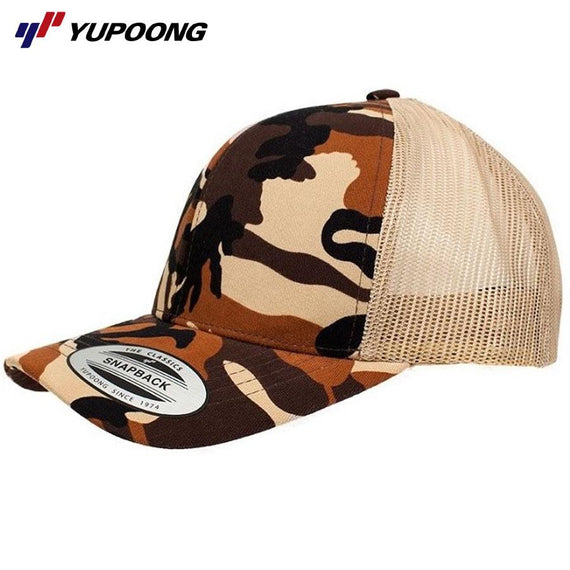 Image of Flexfit Headwear, Style Code - 6277-CAMO. Contact Natural Art for Screen Printing on this Product