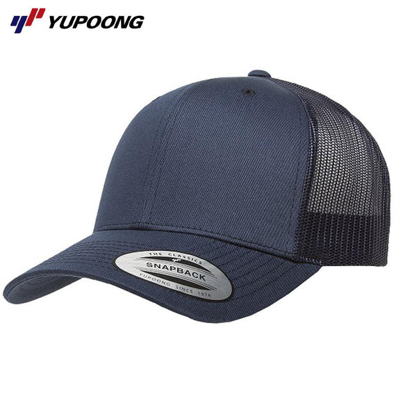 Yupoong 6606Y Youth Classic Retro Trucker