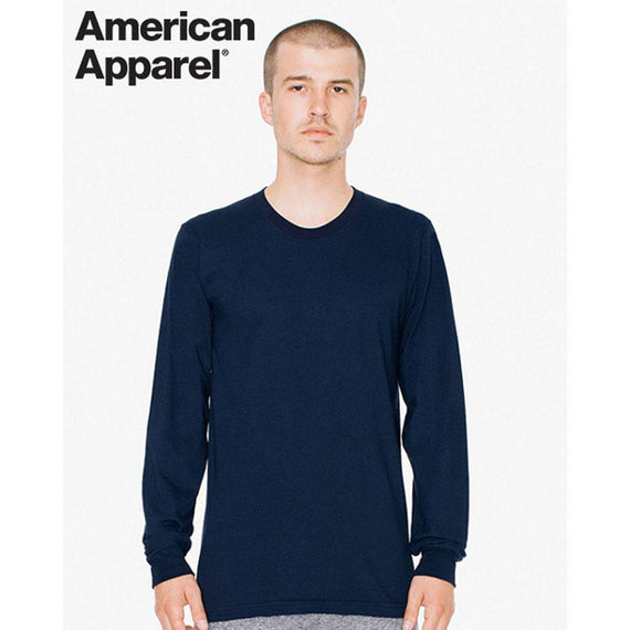 Image of American Apparel T-Shirts, Style Code - 2007W. Contact Natural Art for Screen Printing on this Product