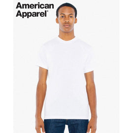 Image of American Apparel T-Shirts, Style Code - BB401W. Contact Natural Art for Screen Printing on this Product