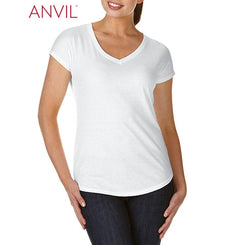 Image of Anvil T-Shirts, Style Code - 6750L. Contact Natural Art for Screen Printing on this Product