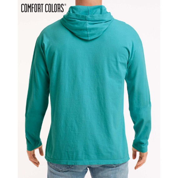 Comfort Colours 4900 Adult Heavyweight RS Long Sleeve Tee