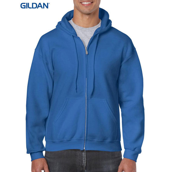 Image of Gildan Hoodies & Fleece, Style Code - 18600. Contact Natural Art for Screen Printing on this Product