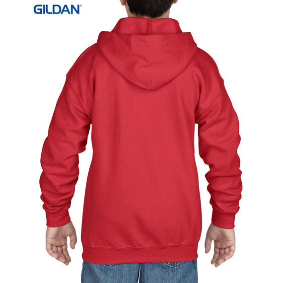 Gildan 18600B Heavy Blend Youth Full Zip Hood