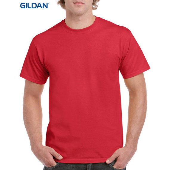 Image of Gildan T-Shirts, Style Code - 5000. Contact Natural Art for Screen Printing on this Product
