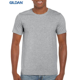 Image of Gildan T-Shirts, Style Code - 64000. Contact Natural Art for Screen Printing on this Product