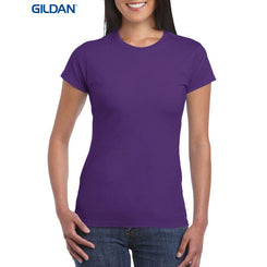 Image of Gildan T-Shirts, Style Code - 64000L. Contact Natural Art for Screen Printing on this Product