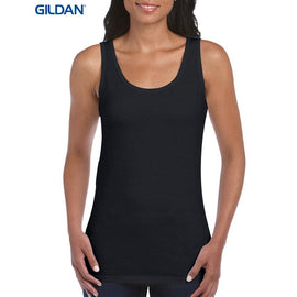 Image of Gildan T-Shirts, Style Code - 64200L. Contact Natural Art for Screen Printing on this Product