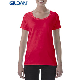 Image of Gildan T-Shirts, Style Code - 64550L. Contact Natural Art for Screen Printing on this Product