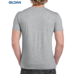 Gildan 64V00 Softstyle Adult V-Neck T-Shirt