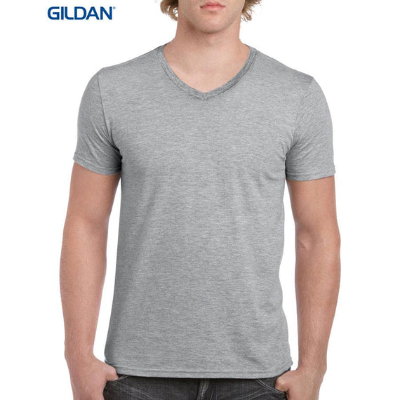 Image of Gildan T-Shirts, Style Code - 64V00. Contact Natural Art for Screen Printing on this Product