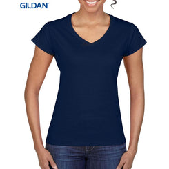 Image of Gildan T-Shirts, Style Code - 64V00L. Contact Natural Art for Screen Printing on this Product