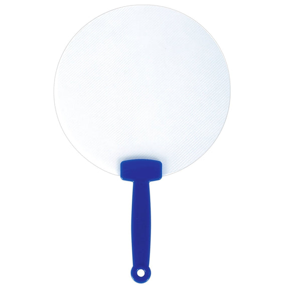 Hand Held Plastic Fan