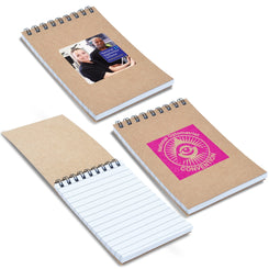 Survey Spiral Pocket Notebook