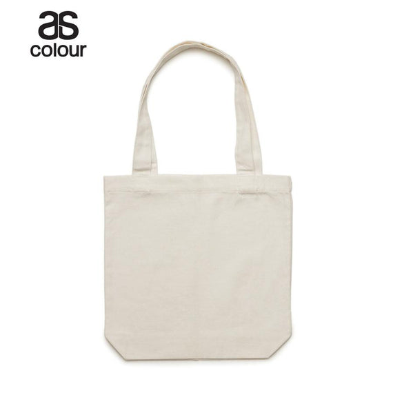 Image of As Colour Bags, Style Code - 1001. Contact Natural Art for Screen Printing on this Product
