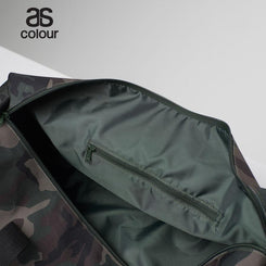 As Colour 1006 Area Camo Duffel Bag