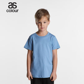 Image of As Colour T-Shirts, Kids, Style Code - 3005. Contact Natural Art for Screen Printing on this Product