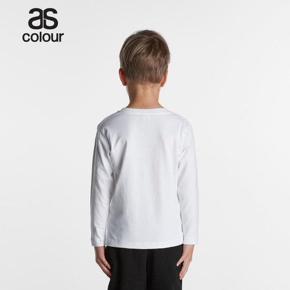 As Colour 3007 Kids Long Sleeve Tee