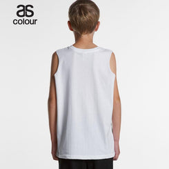 As Colour 3010 Youth Barnard Tank