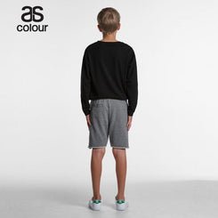 As Colour 3026 Youth Track Shorts