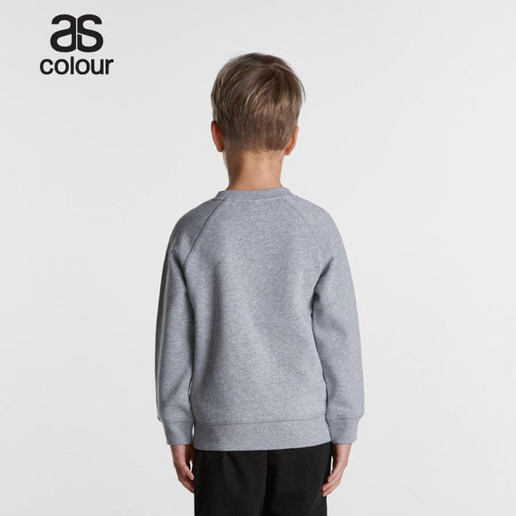 As Colour 3030 Kids Supply Crew Sweatshirt