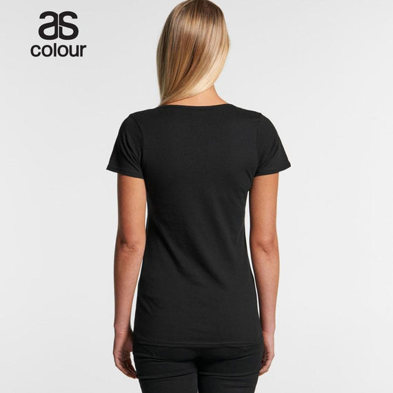 As Colour 4010 Bevel V-Neck Tee