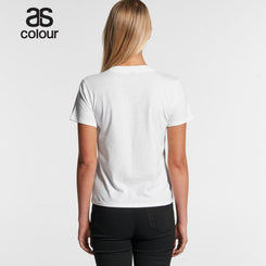 As Colour 4003 Cube Tee