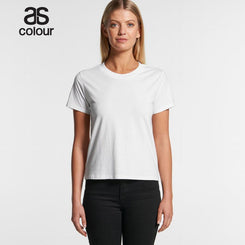 Image of As Colour T-Shirts, Style Code - 4003. Contact Natural Art for Screen Printing on this Product