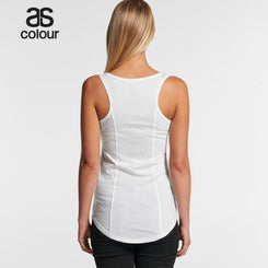 As Colour 4007 Dash Racerback Singlet