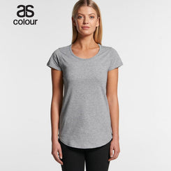 Image of As Colour T-Shirts, Style Code - 4008. Contact Natural Art for Screen Printing on this Product