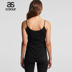 As Colour 4022 Pillar String Singlet